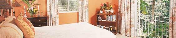Highland House Jamaica mahogany suite